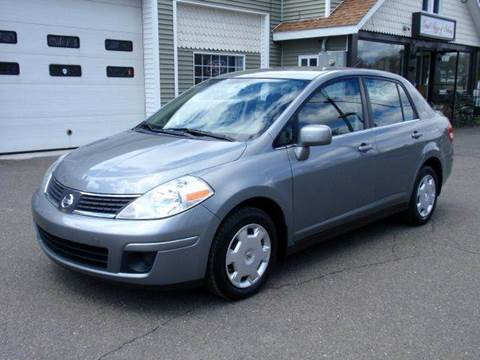 2007 Nissan Versa for sale at Prime Auto LLC in Bethany CT