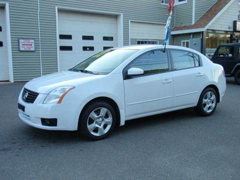 2007 Nissan Sentra for sale at Prime Auto LLC in Bethany CT
