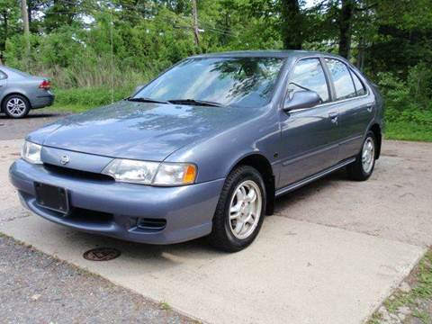 1999 Nissan Sentra for sale at Prime Auto LLC in Bethany CT