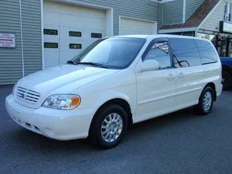 2003 Kia Sedona for sale at Prime Auto LLC in Bethany CT