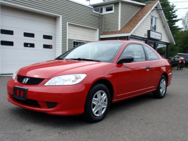 2005 Honda Civic for sale at Prime Auto LLC in Bethany CT