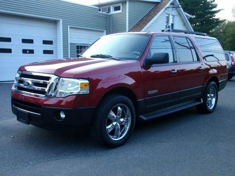 2007 Ford Expedition EL for sale at Prime Auto LLC in Bethany CT