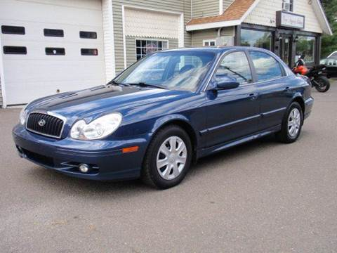 2004 Hyundai Sonata for sale at Prime Auto LLC in Bethany CT