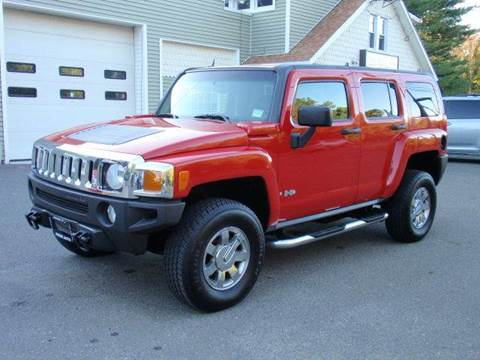 2006 HUMMER H3 for sale at Prime Auto LLC in Bethany CT