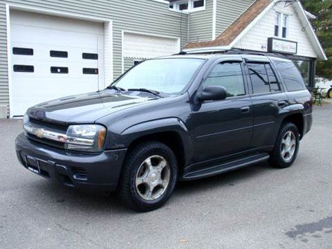 2007 Chevrolet TrailBlazer for sale at Prime Auto LLC in Bethany CT