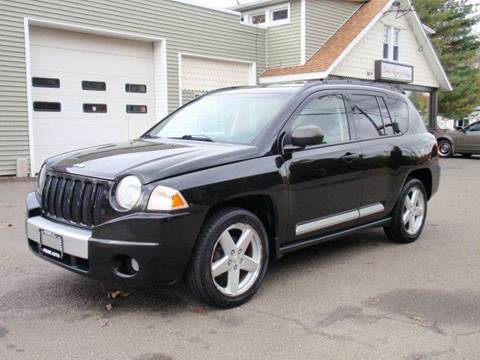 2007 Jeep Compass for sale at Prime Auto LLC in Bethany CT