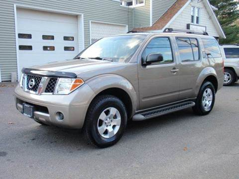 2007 Nissan Pathfinder for sale at Prime Auto LLC in Bethany CT