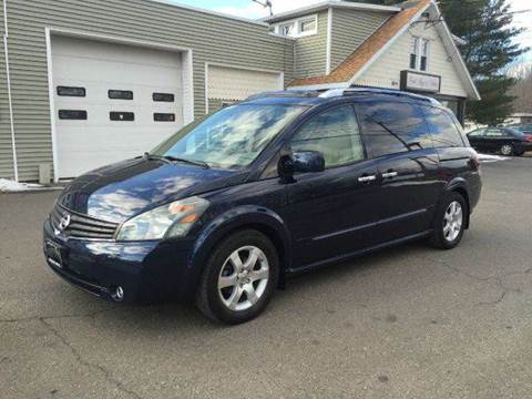 2007 Nissan Quest for sale at Prime Auto LLC in Bethany CT