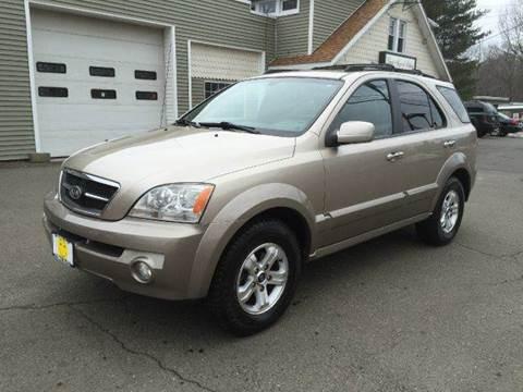 2005 Kia Sorento for sale at Prime Auto LLC in Bethany CT