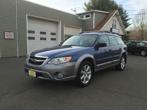 2008 Subaru Outback for sale at Prime Auto LLC in Bethany CT