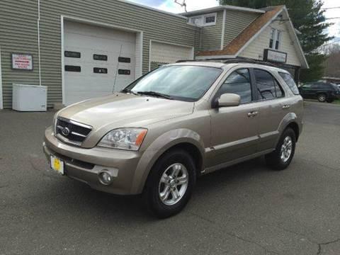 2006 Kia Sorento for sale at Prime Auto LLC in Bethany CT