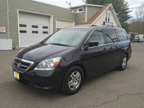 2006 Honda Odyssey for sale at Prime Auto LLC in Bethany CT
