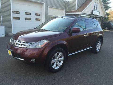 2007 Nissan Murano for sale at Prime Auto LLC in Bethany CT