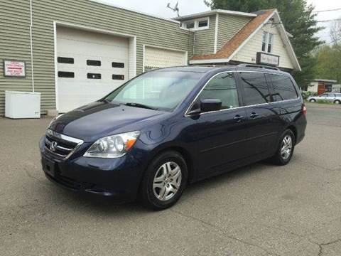 2005 Honda Odyssey for sale at Prime Auto LLC in Bethany CT