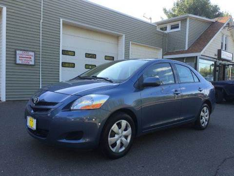 2007 Toyota Yaris for sale at Prime Auto LLC in Bethany CT