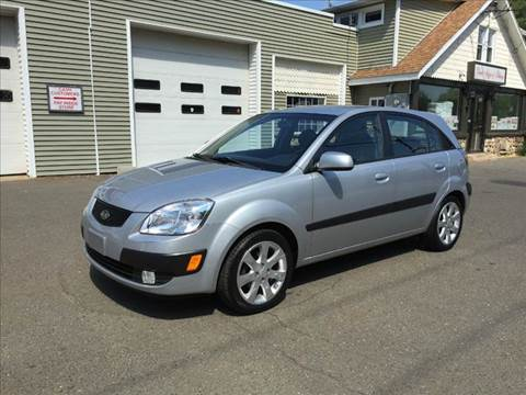 2008 Kia Rio5 for sale at Prime Auto LLC in Bethany CT
