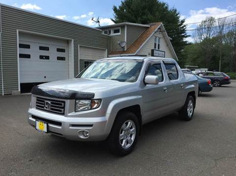 2006 Honda Ridgeline for sale at Prime Auto LLC in Bethany CT