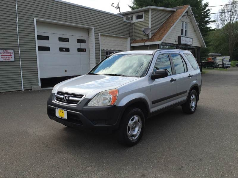 2003 honda cr v lx awd 4dr suv in bethany ct prime auto llc. Black Bedroom Furniture Sets. Home Design Ideas