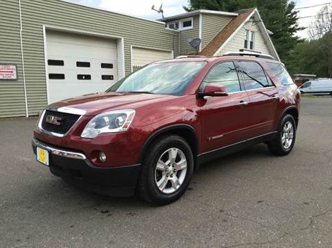 2008 GMC Acadia for sale at Prime Auto LLC in Bethany CT