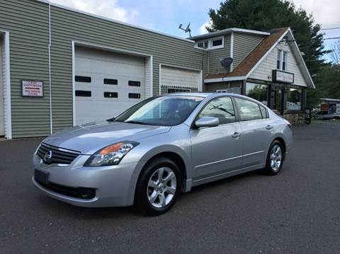 2007 Nissan Altima for sale at Prime Auto LLC in Bethany CT
