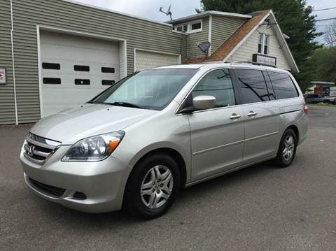 2007 Honda Odyssey for sale at Prime Auto LLC in Bethany CT