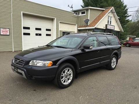 2007 Volvo XC70 for sale at Prime Auto LLC in Bethany CT