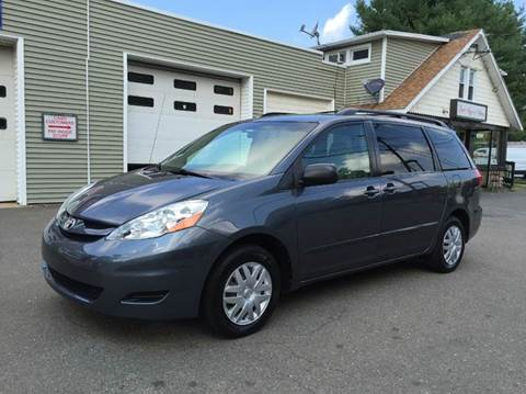 2006 Toyota Sienna for sale at Prime Auto LLC in Bethany CT
