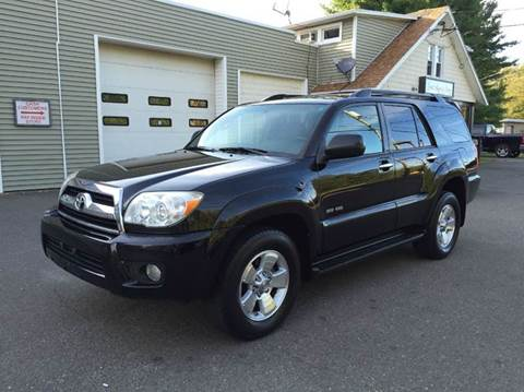 2007 Toyota 4Runner for sale at Prime Auto LLC in Bethany CT