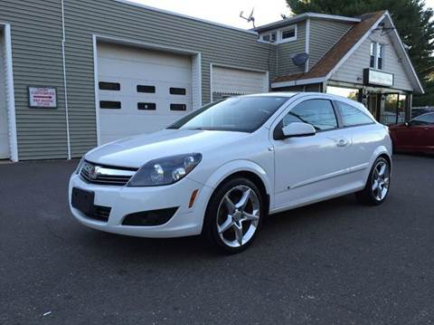 2008 Saturn Astra for sale at Prime Auto LLC in Bethany CT