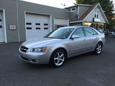 2007 Hyundai Sonata for sale at Prime Auto LLC in Bethany CT