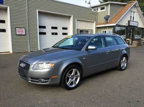 2007 Audi A4 for sale at Prime Auto LLC in Bethany CT