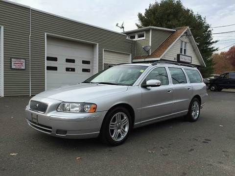 2007 Volvo V70 for sale at Prime Auto LLC in Bethany CT