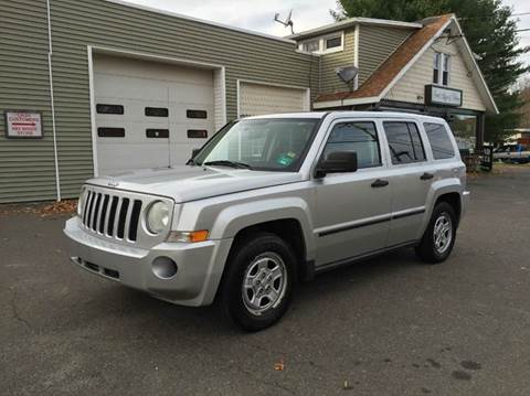 2008 Jeep Patriot for sale at Prime Auto LLC in Bethany CT