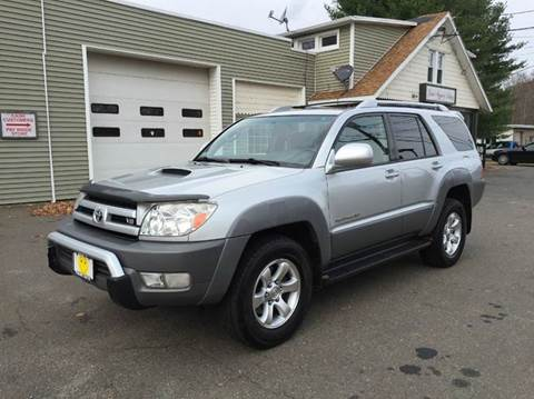 2003 Toyota 4Runner for sale at Prime Auto LLC in Bethany CT