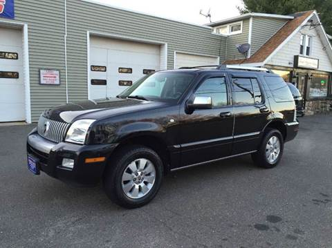 2006 Mercury Mountaineer for sale at Prime Auto LLC in Bethany CT