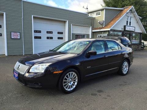 2007 Mercury Milan for sale at Prime Auto LLC in Bethany CT