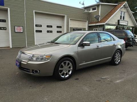 2008 Lincoln MKZ for sale at Prime Auto LLC in Bethany CT