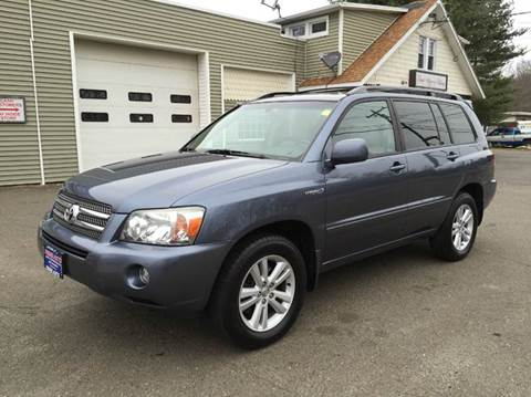 2007 Toyota Highlander Hybrid for sale at Prime Auto LLC in Bethany CT