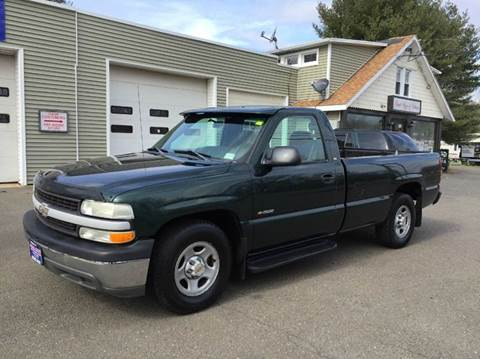 2001 Chevrolet Silverado 1500 for sale at Prime Auto LLC in Bethany CT