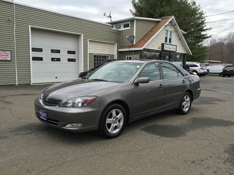 2004 Toyota Camry for sale at Prime Auto LLC in Bethany CT