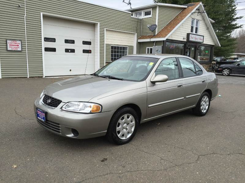 2000 Nissan Sentra GXE 4dr Sedan   Bethany CT