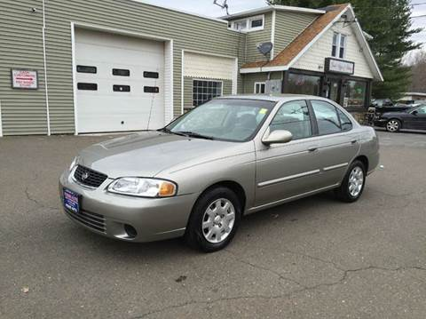 2000 Nissan Sentra for sale at Prime Auto LLC in Bethany CT