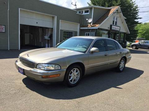 2000 Buick Park Avenue for sale at Prime Auto LLC in Bethany CT