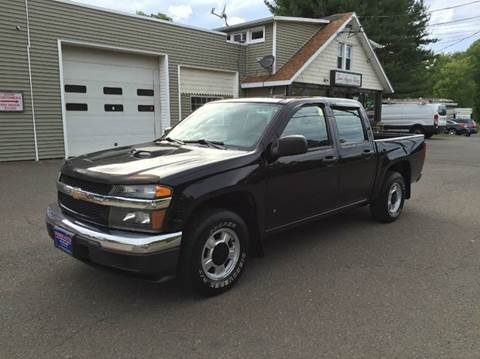 2006 Chevrolet Colorado for sale at Prime Auto LLC in Bethany CT