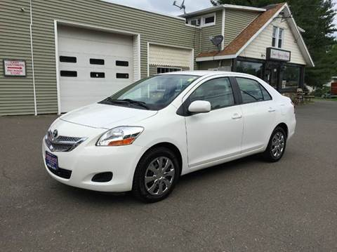 2009 Toyota Yaris for sale at Prime Auto LLC in Bethany CT
