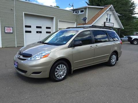 2008 Toyota Sienna for sale at Prime Auto LLC in Bethany CT