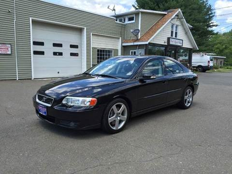 2007 Volvo S60 for sale at Prime Auto LLC in Bethany CT