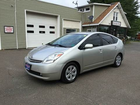 2005 Toyota Prius for sale at Prime Auto LLC in Bethany CT