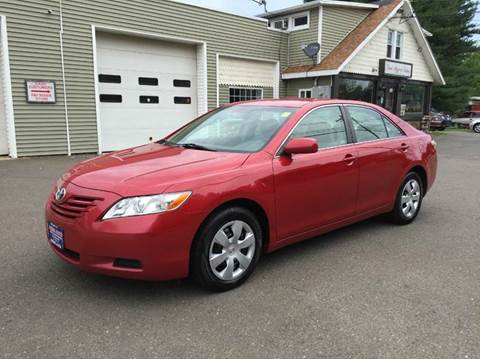 2007 Toyota Camry for sale at Prime Auto LLC in Bethany CT