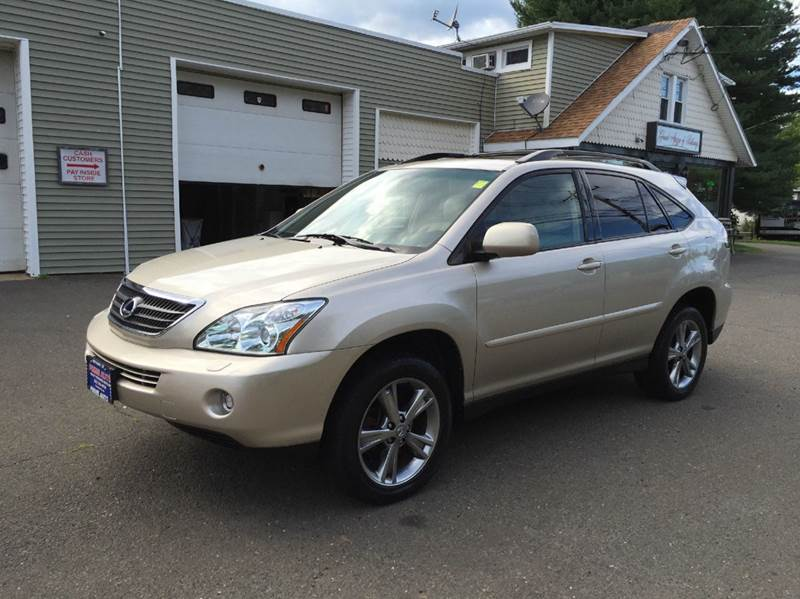 2006 Lexus RX 400h for sale at Prime Auto LLC in Bethany CT